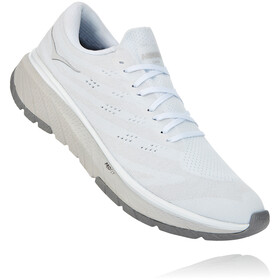 Hoka One One Cavu 3 Schoenen Heren, white/nimbus cloud